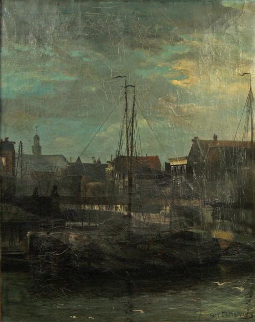 Noorderkerk Amsterdam 1907